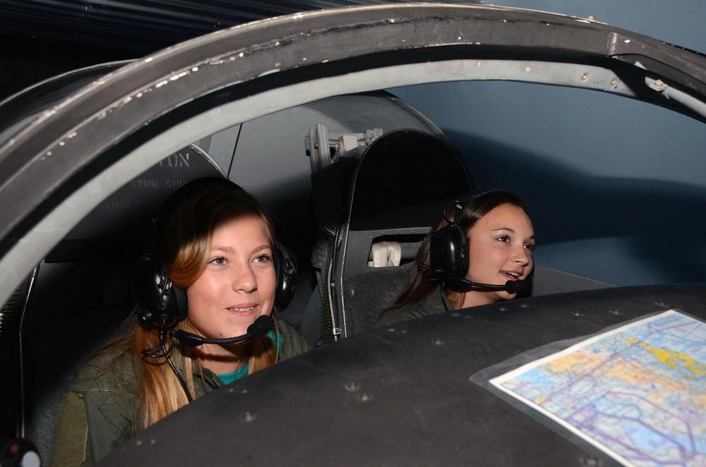 Inspiring the next generation of aviators