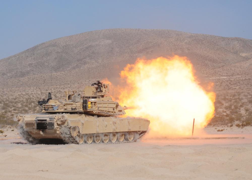 Preparing for battle: 'Devil' brigade battles world-class opponent during NTC rotation