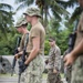 Seabees Perform Contact Engagement Drills