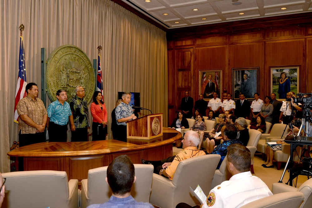 Oahu Military Installations join Island-wide Text-to-911 Service