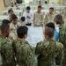 CRS-2 Sailors Teach Navigation