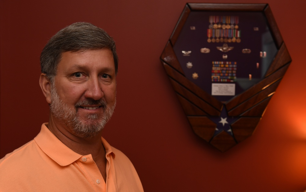 Veterans in Blue - Col. Jim Barr