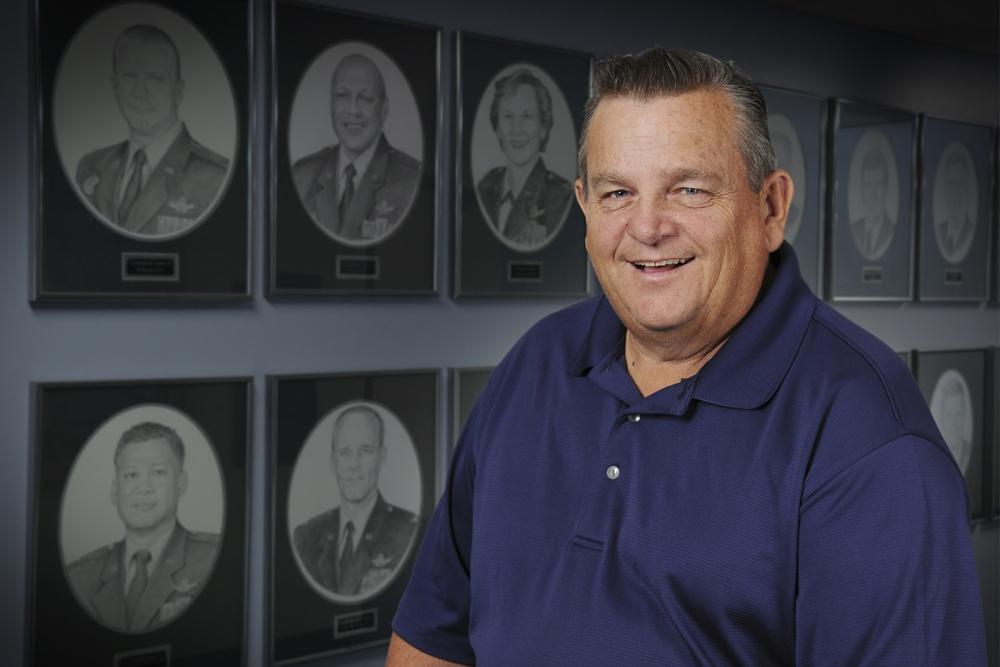 Veterans in Blue - Senior Master Sgt. Robert Stillwell