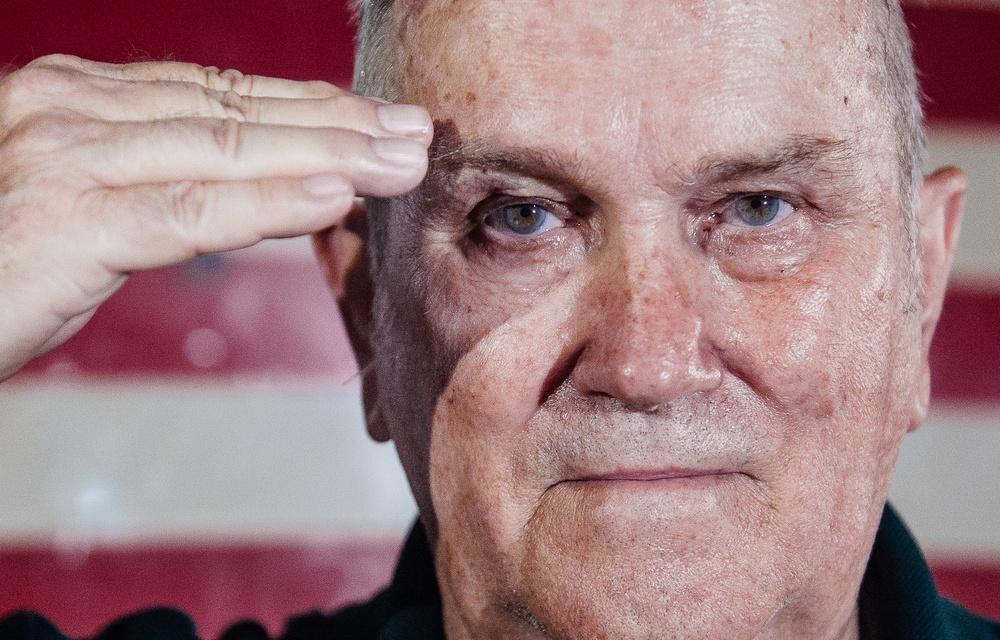 Veterans in Blue - Master Sgt. James Stuart