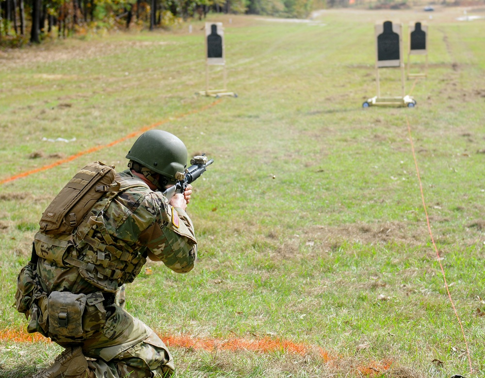 2016 FORSCOM 2nd Annual Marksmanship Competition Day 2