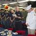 Makin Island Celebrates Thanksgiving
