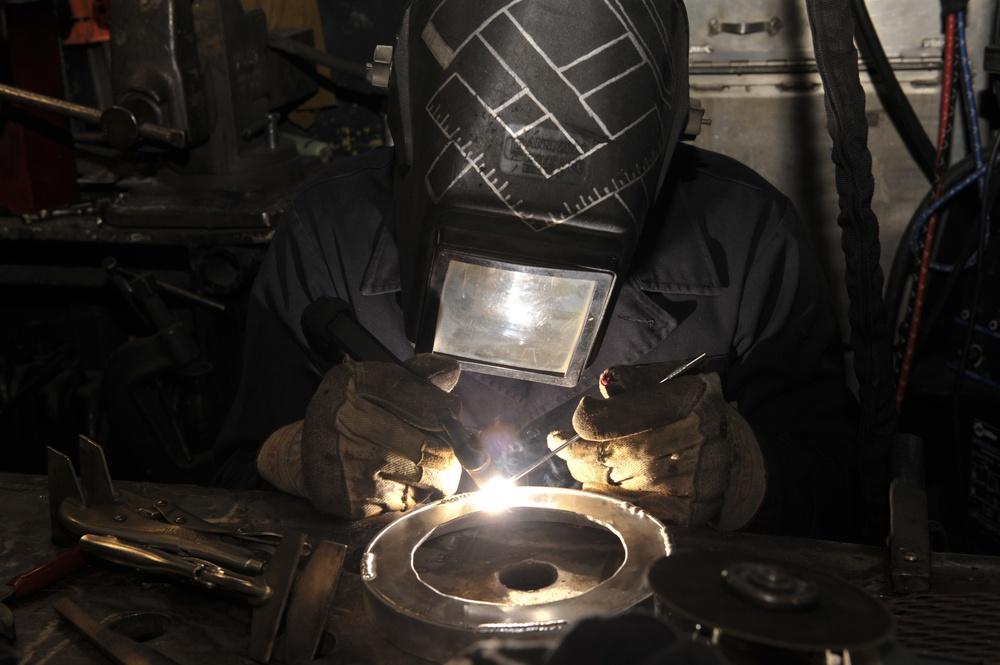 Sailor welds