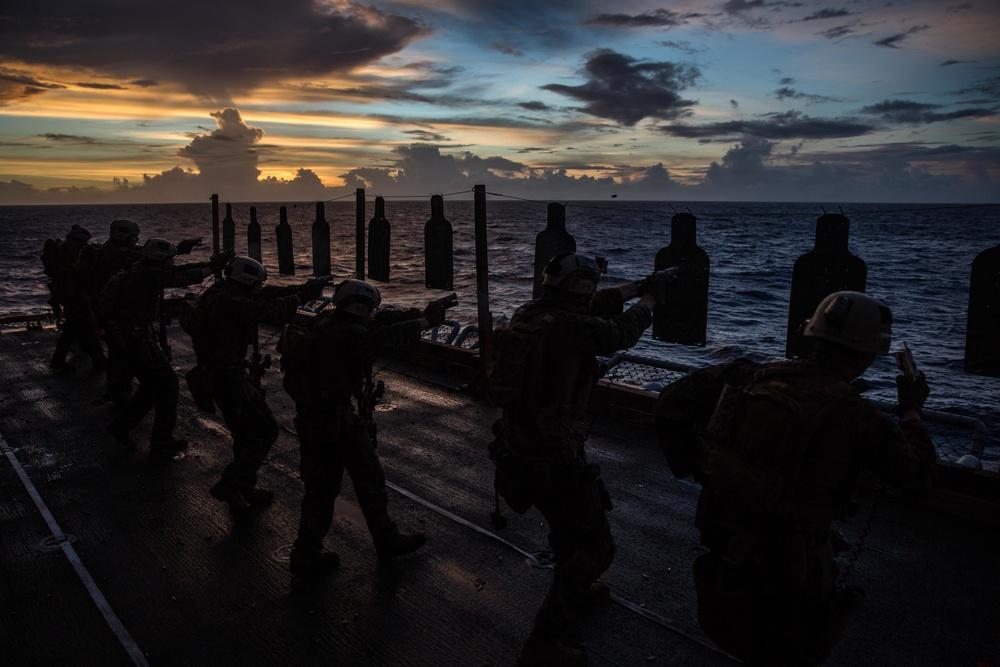 WestPac 16-2: MRF Deck Shoot
