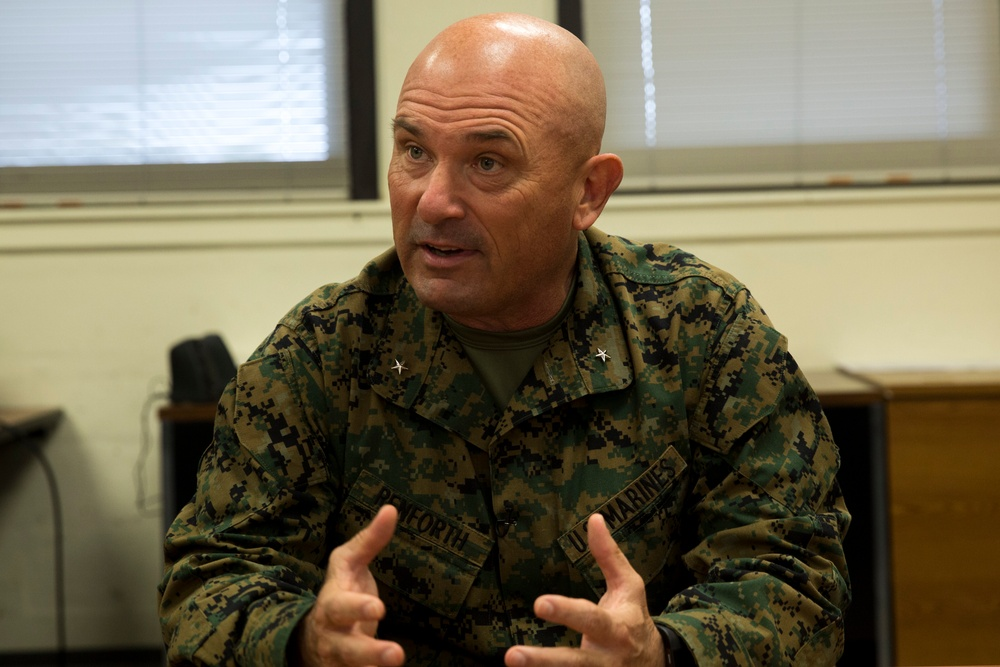 Commanding General's Brief to Series Commanders Course