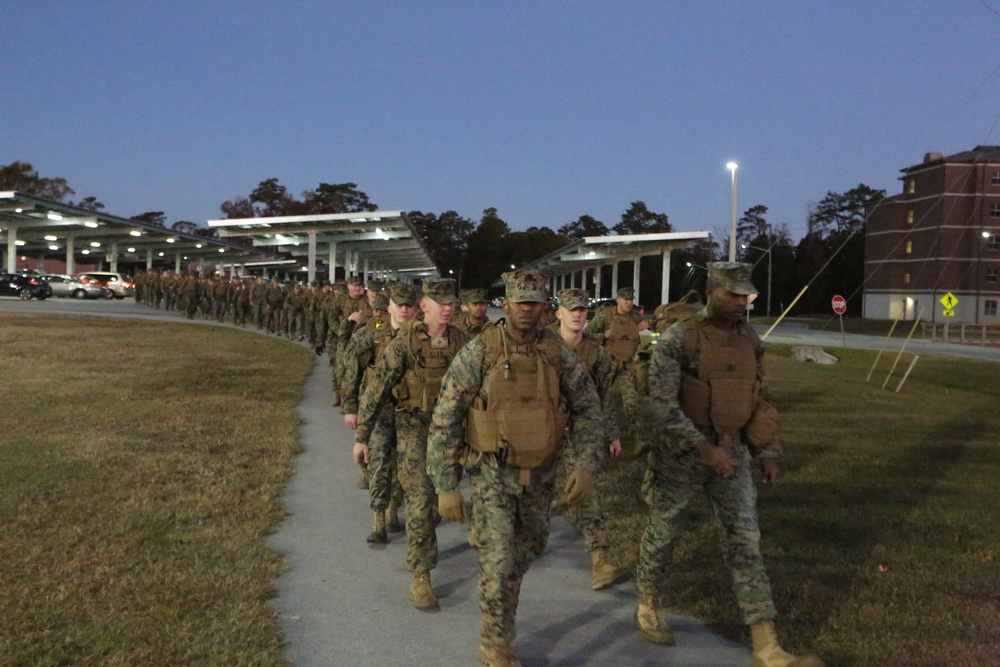 : Marines maintain their mission readiness