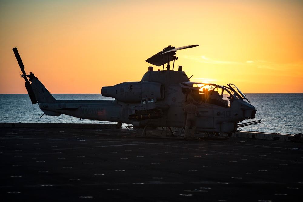 Operation Odyssey Lightning
