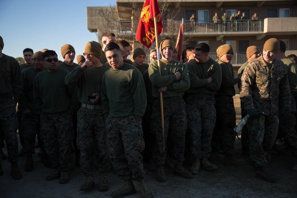 Marines Clash in 'Teufel Hunden' Challenge Part II