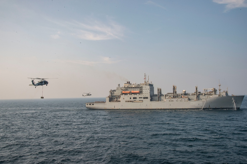 UNSN Arctic Deployment