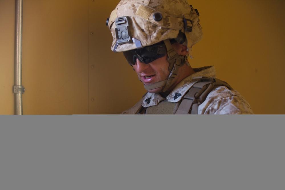 Integrated Training Exercise 1-17 Counter Improvised Exlposive Device Training