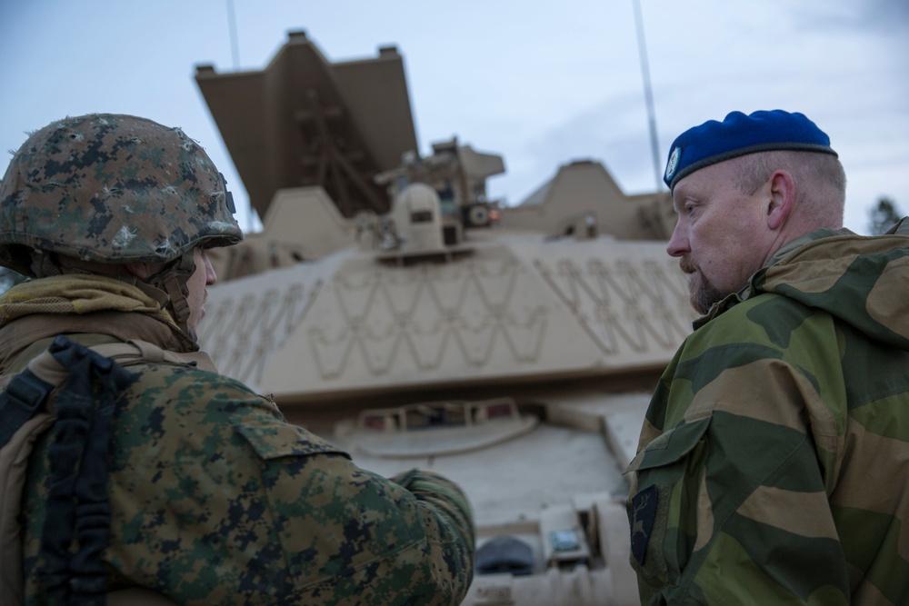 U.S. Marines in Norway complete Exercise Reindeer II