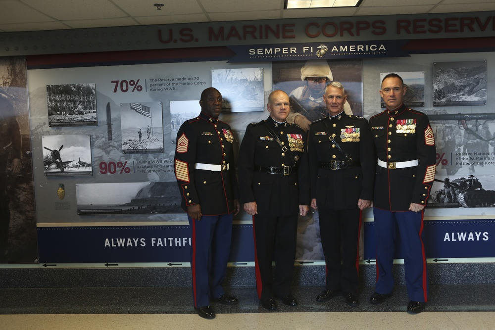 United States Marine Corps Reserve Centennial