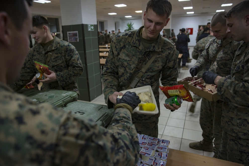 BSRF 16.2 Thanksgiving celebration in Lithuania