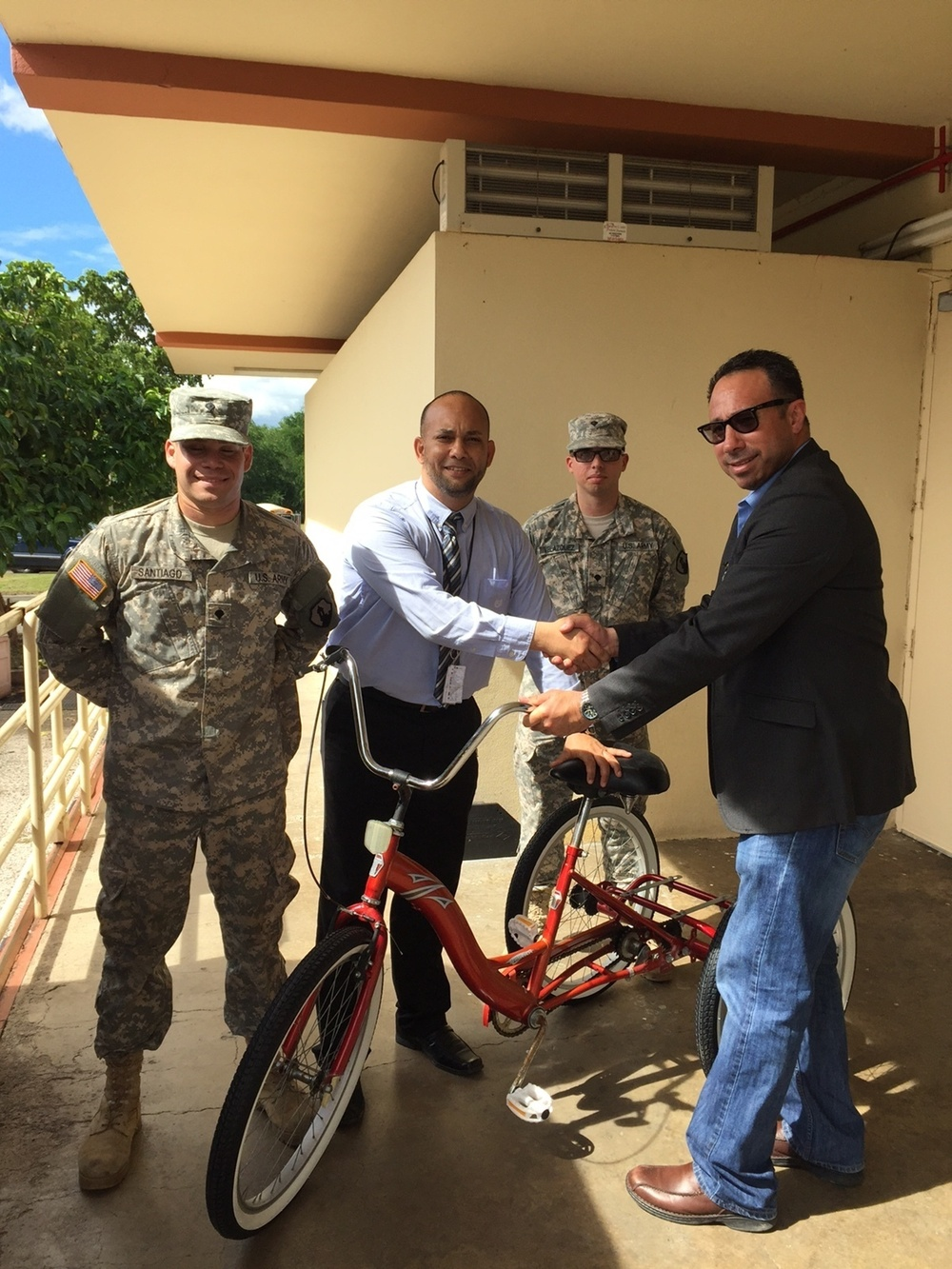 Bicycles for Veterans
