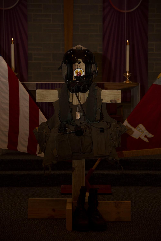 """Celebration of Life in Honor of Maj. Ian """"MOTO"""" Brinkley"""