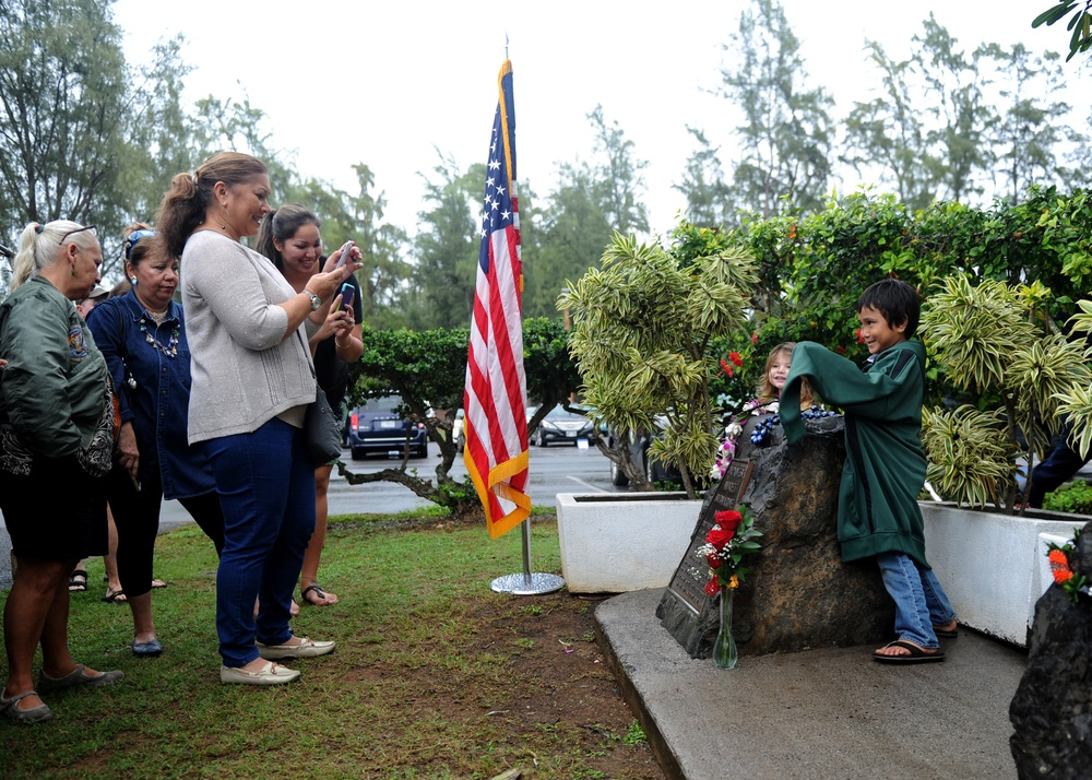 Bellows honors Dec. 7 attack heroes