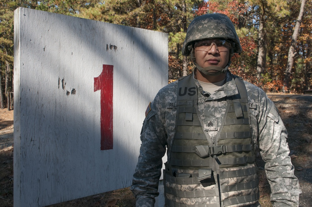Reserve Soldier serves as business owner in Reading