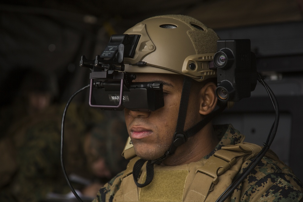 Call for fire! Marines go virtual!