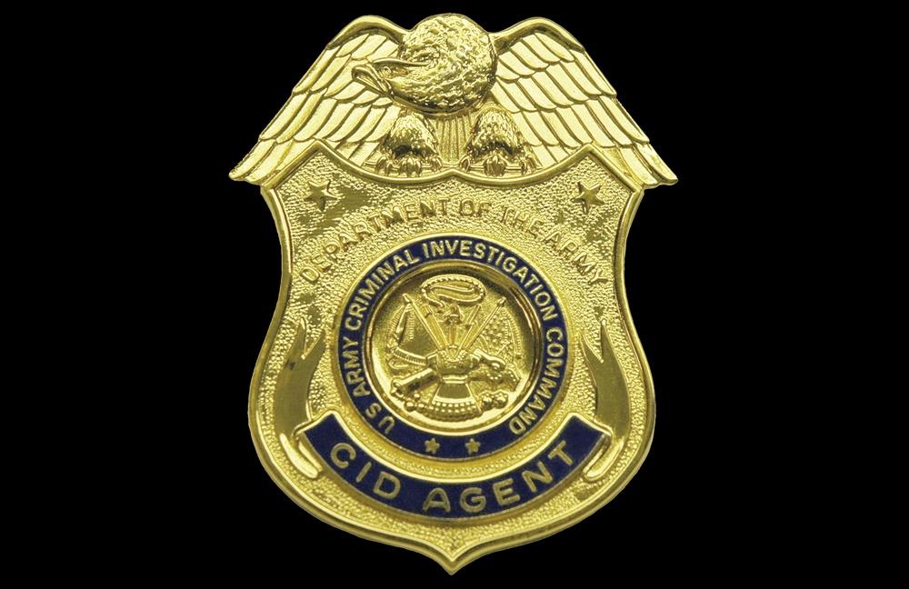 CID badge