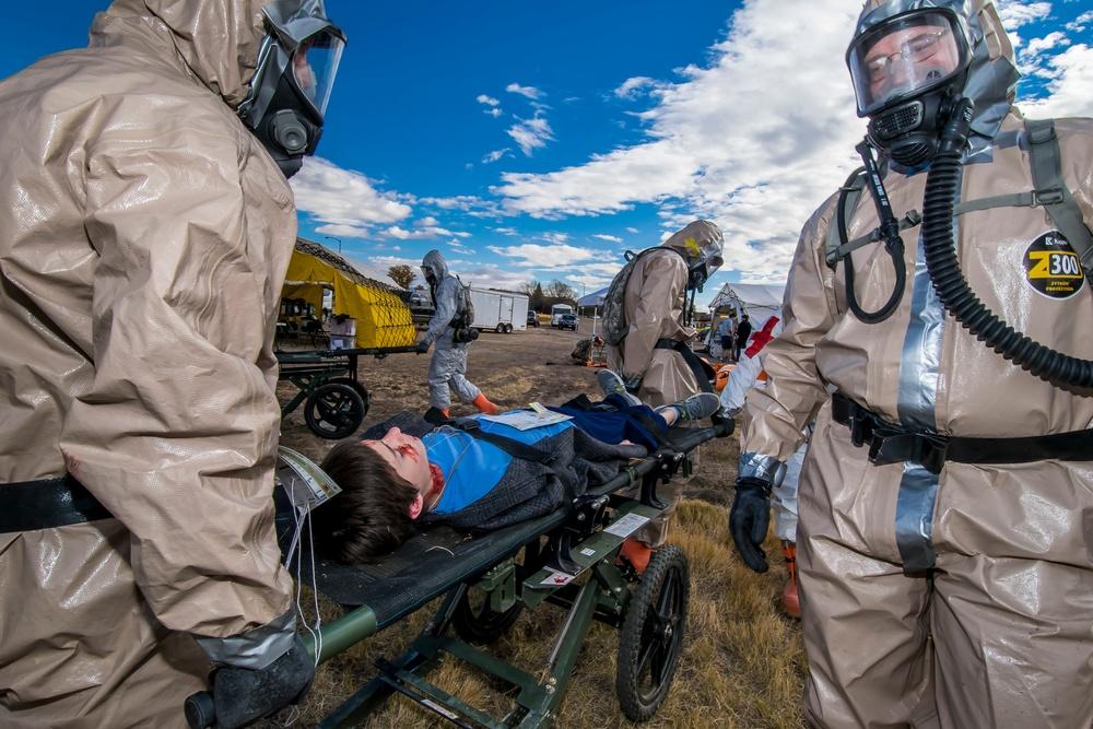 Colorado CERFP 2016 Exercise