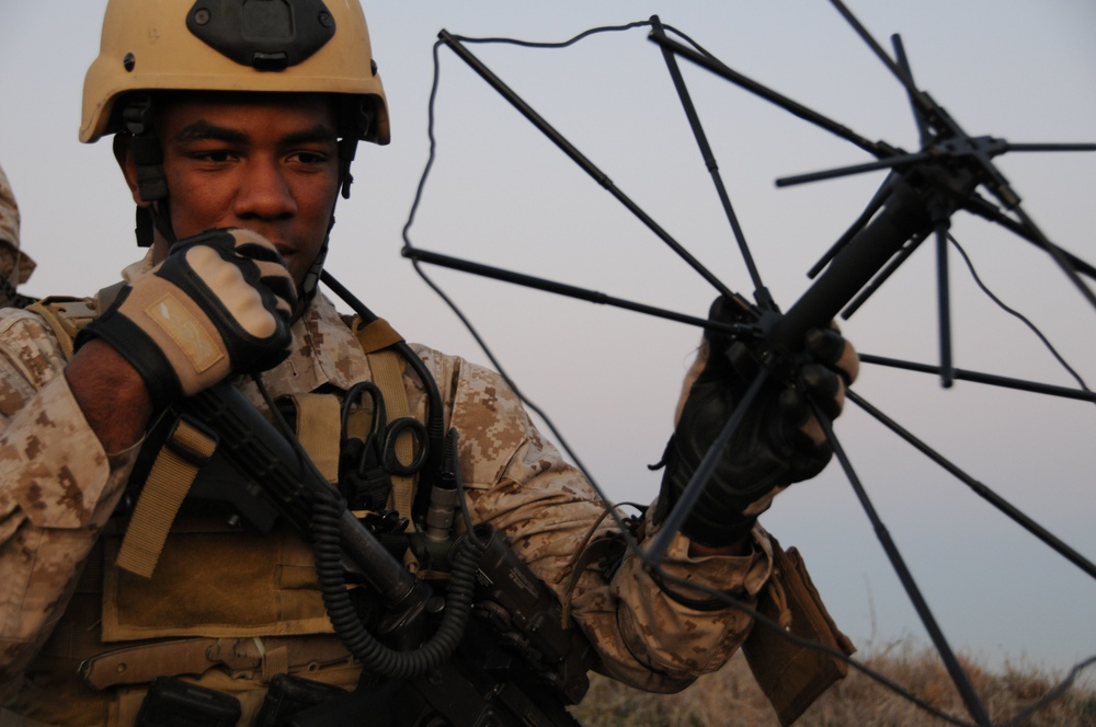 Seeking Combat Support Marines for Special Ops