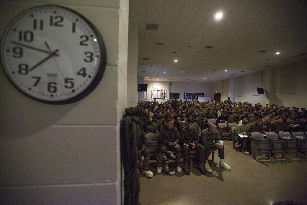 Marines Attend Mountain Warfare Classes  MTX 2-17