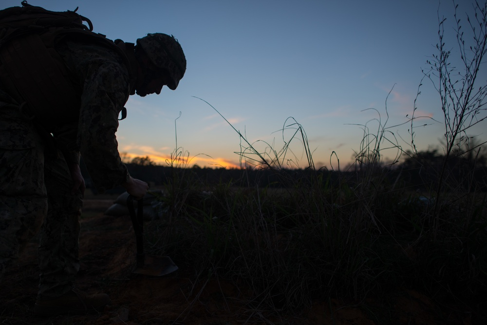 Seabee's in FEX