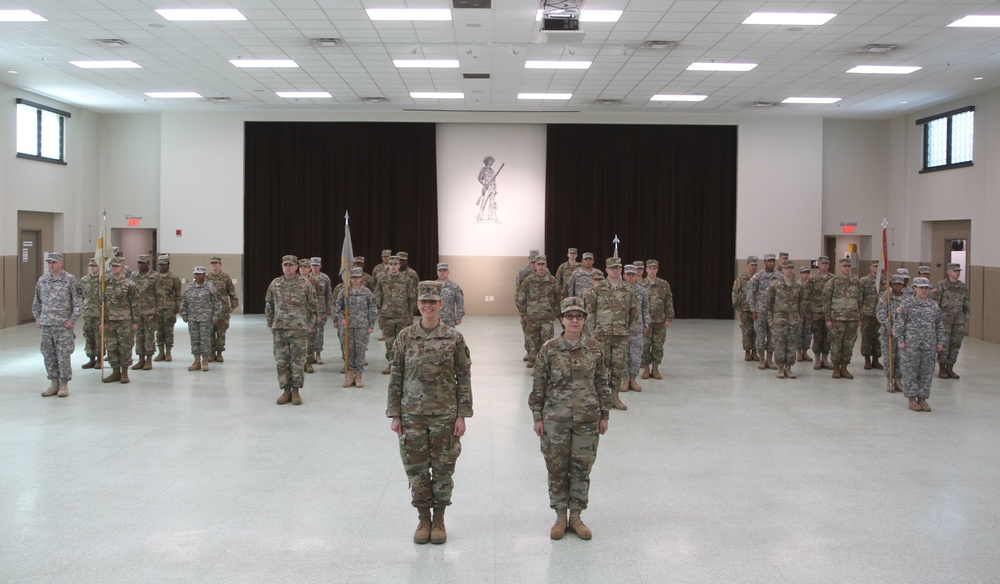 Citizen-Soldier to civilian, Army Sgt. Maj. Arena retires after 35 years