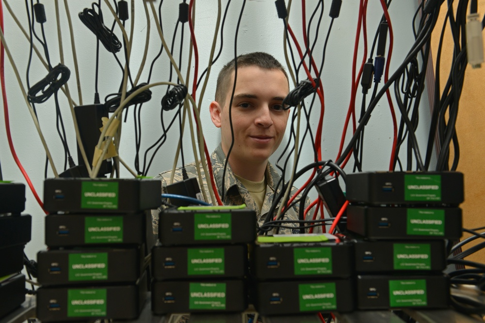 Winning the cyberspace fight