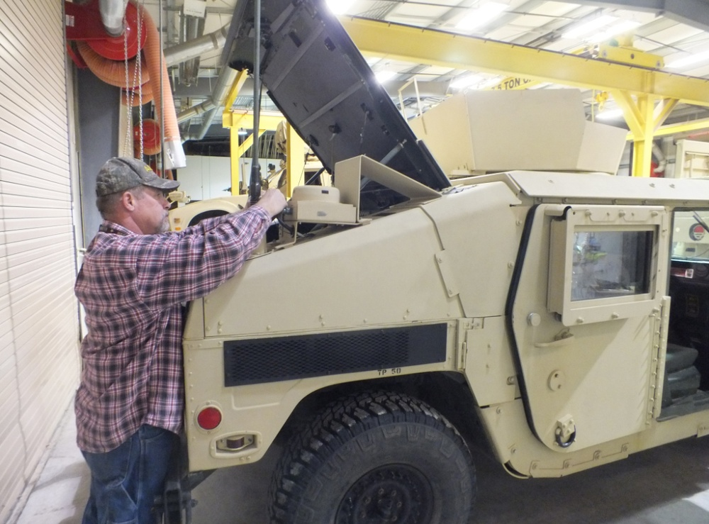 Army takes modernization exercises on the road