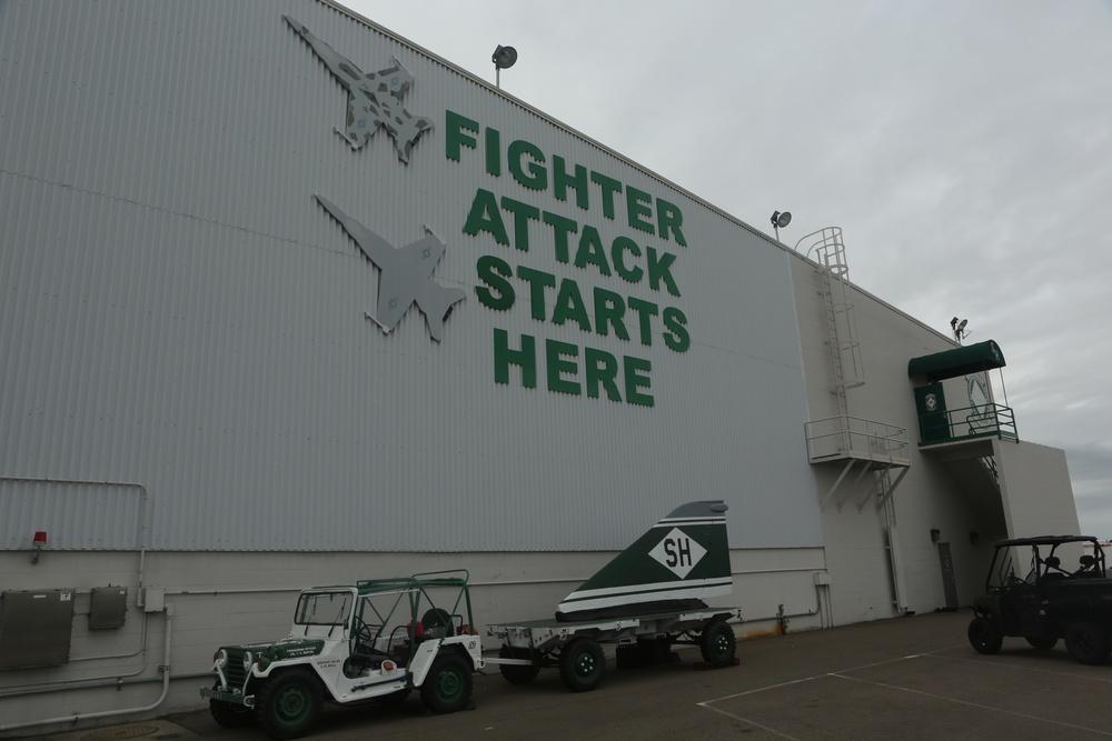 Fighter Attack Starts Here: 'Sharpshooters' make Marine aviators