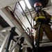 USS Lake Champlain (CG 57) Main Space Fire Drill