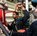 USS Lake Champlain (CG 57) Engineering Training Drill