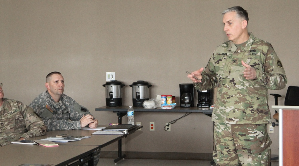 DSCA Workshop prepares Soldiers for emergency response situations