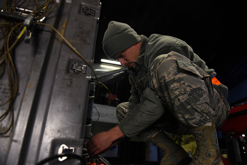 Combat Shield inspection certifies Saber readiness
