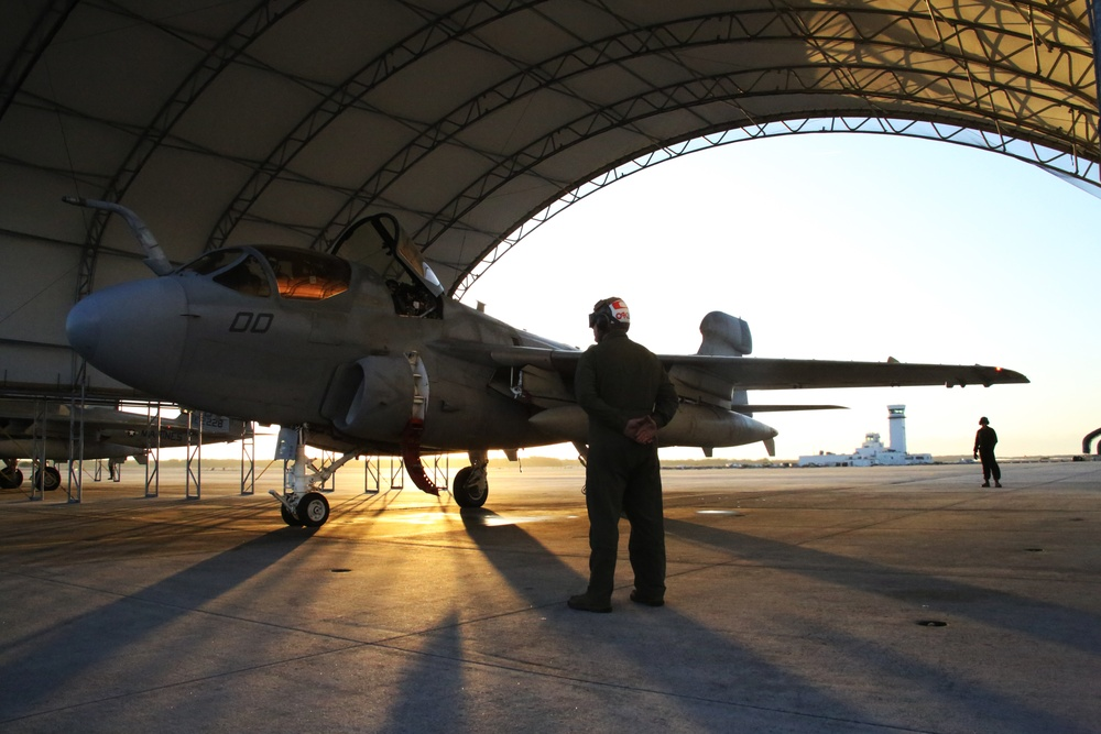 VMAQ-3 deploys for final time