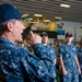 USS Bonhomme Richard (LHD 6) Rear Adm. Marc Dalton Speaks to Crew