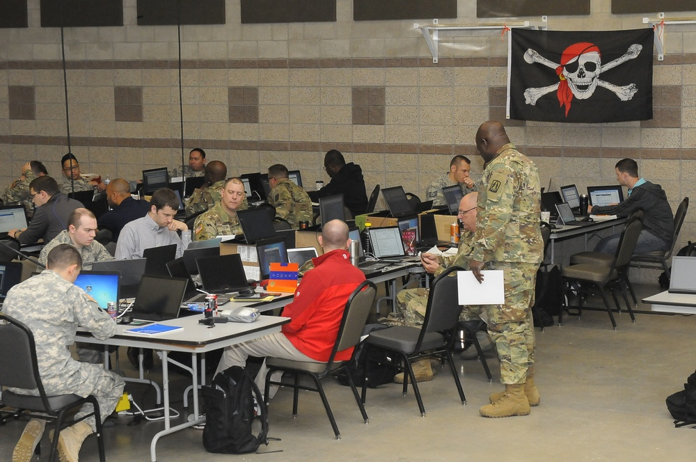 Multi-Service exercise trains soldiers, airmen and civilians to respond to cyber incidents