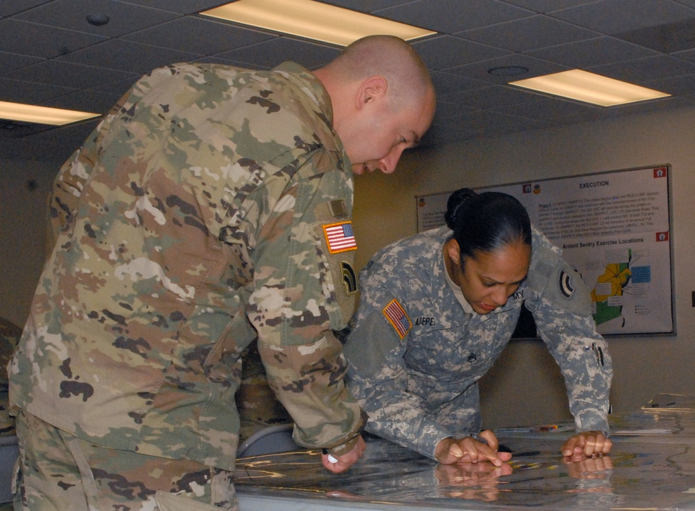 New York National Guard tests skills in Ardent Sentry