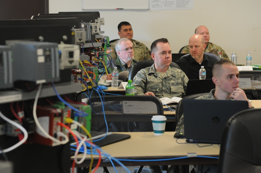 International Society of Automation mission partner trains Soldiers, airmen and civilians in cybersecurity