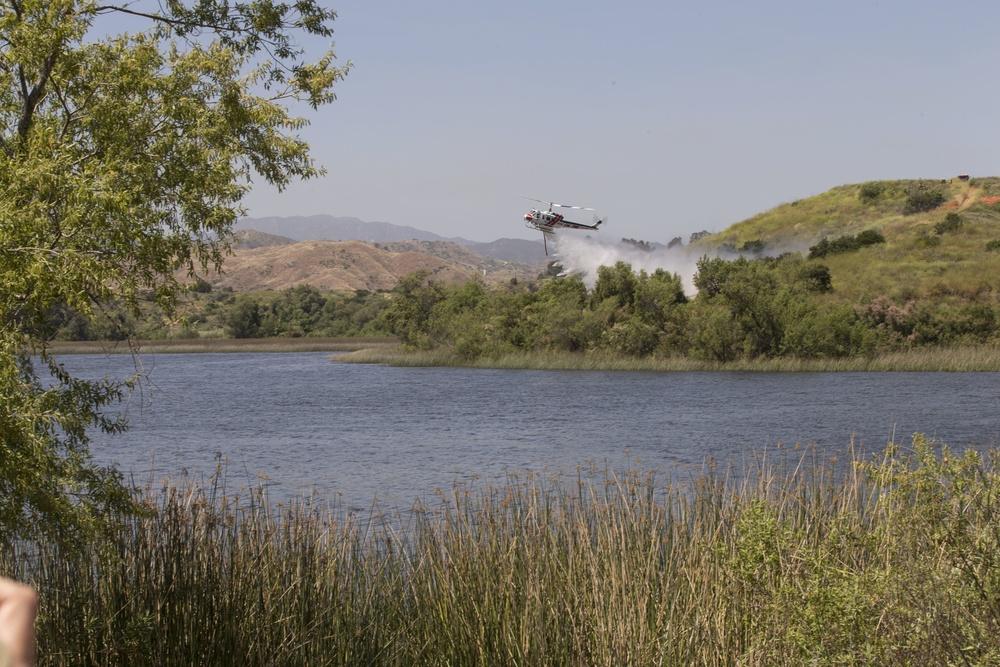 2017 Wildland Firefighting Exercise