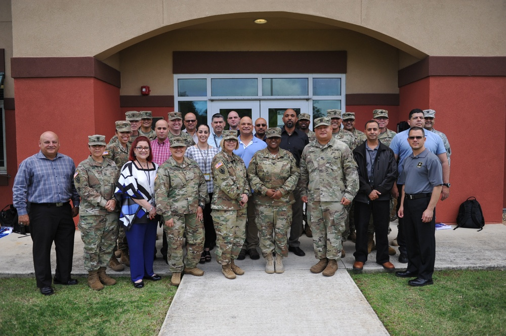 1st Mission Support Command prepares for continuity in case of a disaster