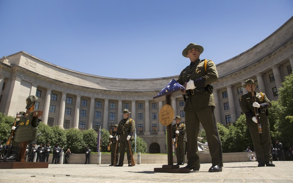 CBP Valor Memorial