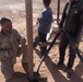 Coalition and partnered forces repair At Tanf water well
