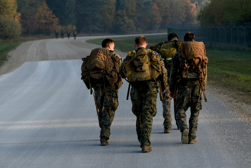New wearable technology to lighten load for Marines