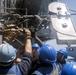 USS Lake Champlain (CG 57) Replenishment-at-Sea